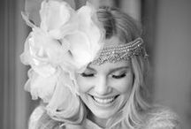 Wedding Hair / by The Perfect Pear Bridal Boutique