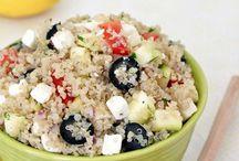 healthy food / by Nanda Casciola