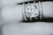 Wedding/engagement Rings  / by Nanda Casciola
