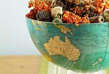 World Maps / World maps art