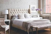 Bedrooms / by Suzanne White