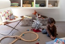 Playrooms / by Suzanne White