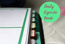 How To Stay Organized / Great ideas for organizing your home, office and life!