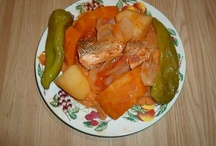 Our Food / Tunisian fare and other meals from home. / by F. Foster