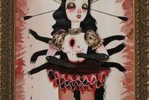{ Paper Dolls } / Paper Dolls as Toys~Paper Dolls as Art