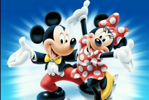 Disney old & new.... / just because everybody loves Disney.....  / by Susan Holder