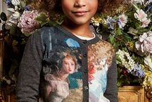 { Kids Style } / Contemporary Children's Clothes (Infants~Young Adults)