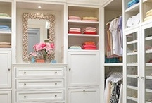 Closets / by Suzanne White