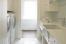 Laundry + Mud Rooms / by Suzanne White