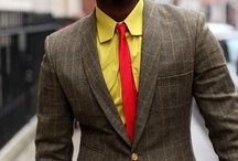 Fashion for the Gentleman / by Hassan Hodges
