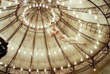 { Circus & Carnival } / Vintage Circus, Circus Costumes, Carnivals, Showgirl Costumes, etc. / by Christine Alvarado