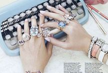>>> Baubles <<< / Favorite jewelry and accessory finds / by Amanda Tiran