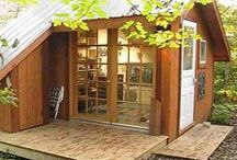 Mini Homes / Possibilities for a small house for me & my sweet hubby... / by Pam Wallace