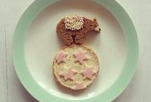 Playing with Food / Makes playing with your food pretty. / by Amanda Tiran