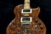 Awesome Guitars / Guitars that I think look cool or great.
