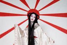 Amaterasu / Japanese Shinto Sun Goddess