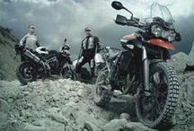 Adventure MotoBike / Adventure motorcycle