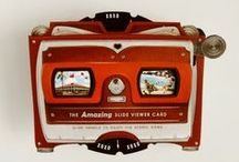 { Viewmaster } / One of my favorite childhood toys..the Viewmaster / by Christine Alvarado