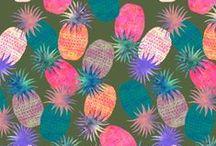 Patterns & Textures / Prints, patterns and textures I love... / by Amanda Tiran