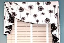 Custom Window Treatments and Home Furnishings / by Maggie Braswell