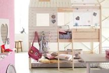 Bunkbeds / by Heather Nuesmeyer
