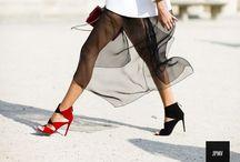 Street Chic / My favorite street style looks! / by Amanda Tiran