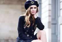 Style Icon: Chiara Ferragni / Her style is always evolving and confidence is her greatest accessory! / by Amanda Tiran