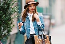 Style Icon: Miranda Kerr / Love Miranda's clean and simple approach to style- she always looks uber chic. / by Amanda Tiran