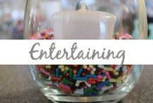 Entertaining :) / Parties, birthday, baby shower, wedding shower, bachelorette party, party appetizers, party decor, favors