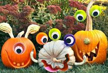 halloween ideas / by Angie Norton