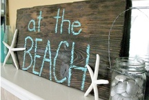 ideas for the beach house / by Angie Norton