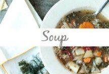 Soup / Soups, stews, slow cooker