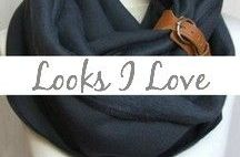 Looks I Love / Fashion, jewelry, clothes, shoes, hair, makeup, nails, gifts, purses, beauty