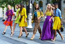 What to Wear / Women's work and play fashion. / by Felice Woulard DeSouza