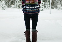 Winter and Fall Styles