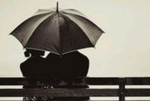Oh, I hear laughter in the rain... / by Joan Cunnings