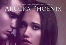Books by Airicka Phoenix / Books written by Airicka Phoenix