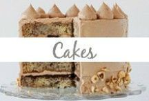 Cakes / Birthday cake, cheesecake, poke cake, layered cake, box cake, frosting