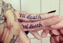 Body Art / Tattoos, tattoos, tattoos...