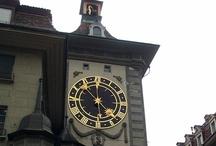 Clock towers