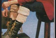 Celebrity Socks / Celebrities are people, too.  People that happen to love cool socks.