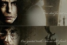 Harry Potter-Always / by Megan Thomas Yarbrough