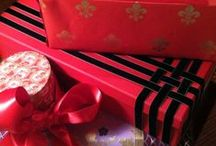 Wrapping & Packaging | KB Faves / With the holidays comin up, here are a few gift wrapping ideas I wanted to share.