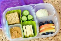 lunch box ideas / by Angie Norton