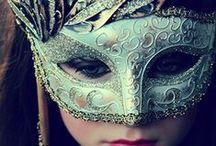 Masks / by Linda Stubbs