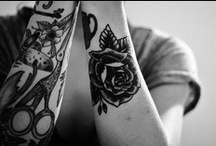 Production Design (Untitled Tattoo Film) / by Jessalyn Maguire