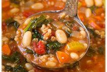 Food - Soups & Chili