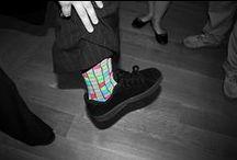 Life With Socks / Socks are the spice of life.  http://sockpanda.com