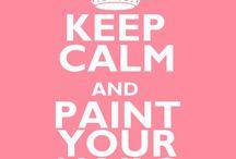 Beauty/Nails  /  Nails, nails, nails!!!! Nail polish, nail ideas nail art, DIY nails.  / by Sarah Moore