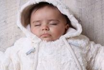 Snuggly Pram Suits. / Keep baby nice and snug  over winter in our fabulous range of snuggly pram suits.